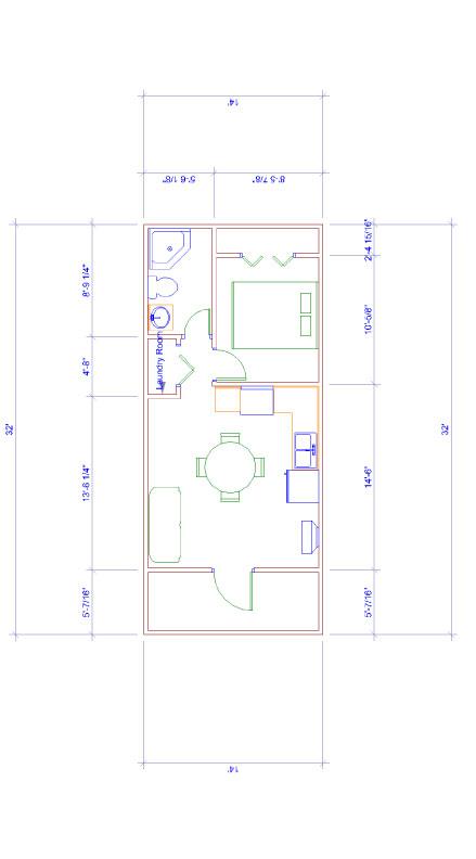 Floor plan of derksen portable cabin joy studio design for Portable building floor plans